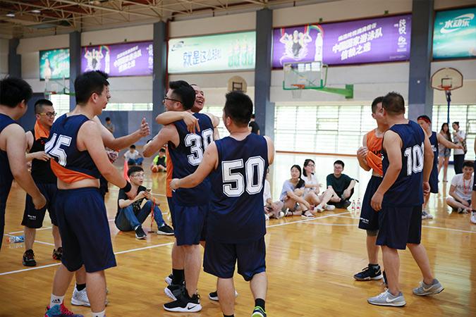 2018年奥普杯篮球赛