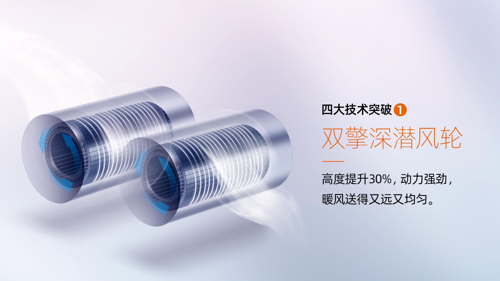 奥普热能环浴霸Q360S3